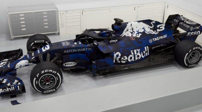 Lançamento - Red Bull - 2018