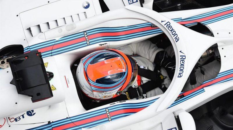 F1: Kubica irá substituir Sirotkin no 1º treino livre do GP da Espanha