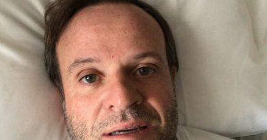 Stock Car: Barrichello é internado, mas garante estar bem
