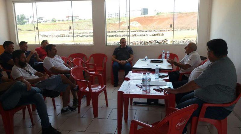Rubens Gatti detalhou a responsabilidade dos clubes e da FPrA na realização de provas