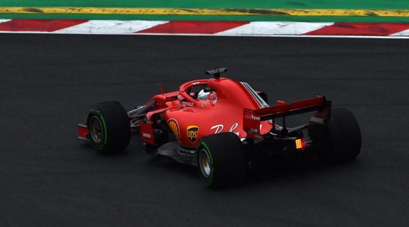 F1: Vettel coloca a Ferrari na frente no segundo dia de testes da Pré-Temporada