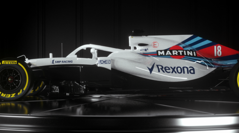 F1: Williams acerta patrocínio com empresa de tecnologia