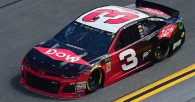 NASCAR Monster Energy Cup Series: Austin Dillon vence a Daytona 500