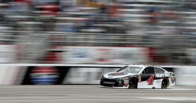NASCAR Monster Energy Cup Series: Kevin Harvick vence em Atlanta