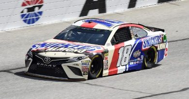 NASCAR Monster Energy Cup Series: Kyle Busch marca a pole em Atlanta