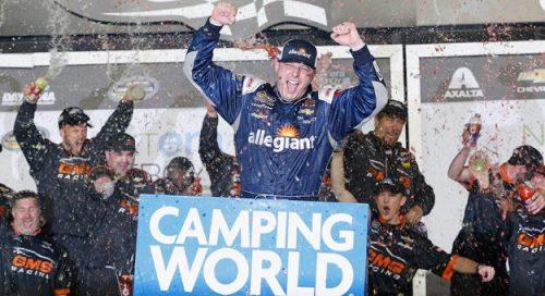 NASCAR Truck Series: Johnny Sauter vence abertura da temporada