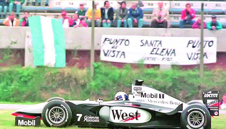 F1: Argentina negocia para voltar a receber Fórmula 1 em 2019