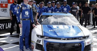 NASCAR Monster Energy Cup Series: Alex Bowman marca a pole para a Daytona 500