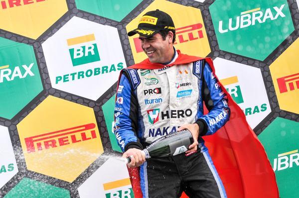 Stock Car: Nonô Figueiredo será parceiro de Bruno Baptista