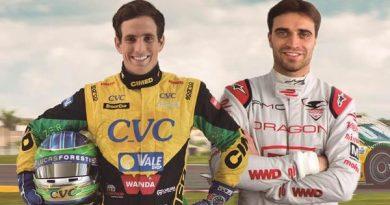 Stock Car: Lucas Foresti e Jerome D'Ambrosio: anotem essa dupla