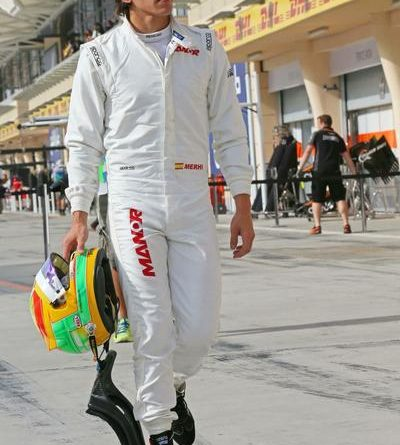 Stock Car: Blau Motorsport confirma ex-F1 Roberto Merhi como parceiro de Cesar Ramos na Corrida de Duplas