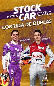 Stock Car: Pizzonia e Campos terão parceiros ingleses na Stock Car