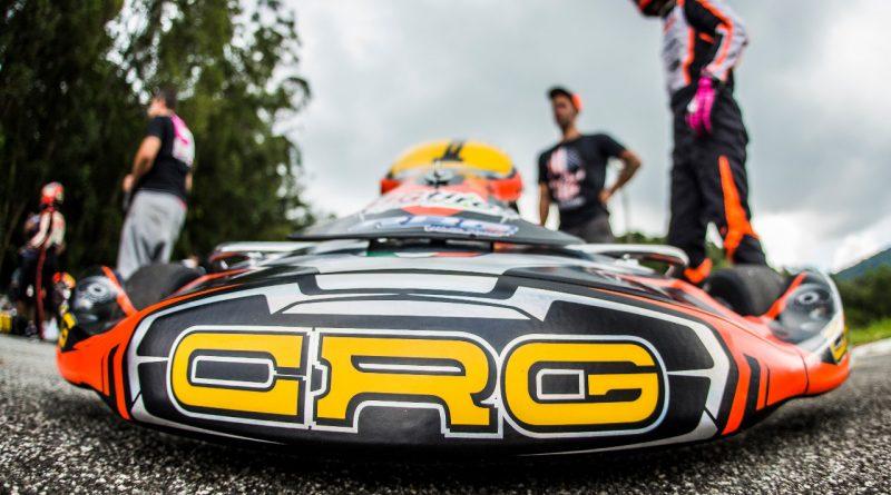 Kart: Chassi CRG repete desempenho e vence novamente na Graduados, agora na Copa São Paulo Light