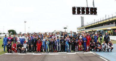 A Copa Paraná Super reuniu 71 pilotos no Raceland Internacional