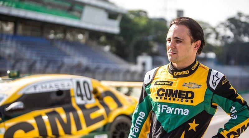 Massa admite interesse na Fórmula E, mas não descarta Stock no futuro