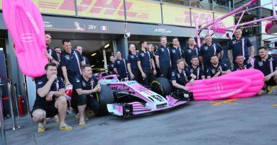 F1: Havaianas fecha patrocínio com Force India