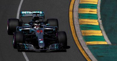 F1: Hamilton lidera dobradinha da Mercedes no 1º Treino Livre para o GP da Austrália