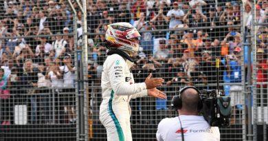 F1: Com a volta mais rápida da história no GP da Austrália, Hamilton é pole