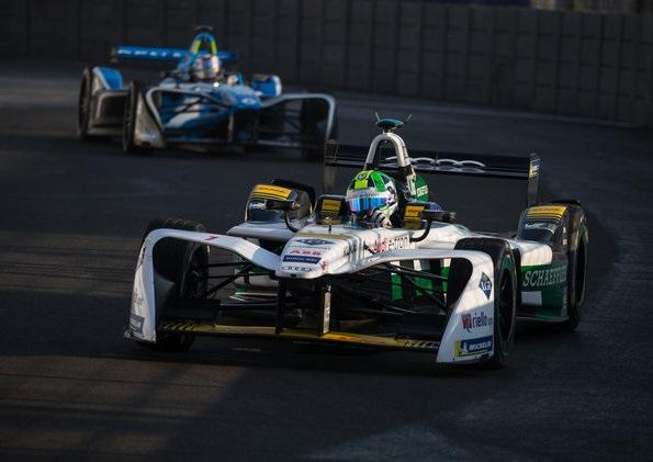 Fórmula E: Di Grassi leva multa de R$ 40 mil após etapa de Punta del Este