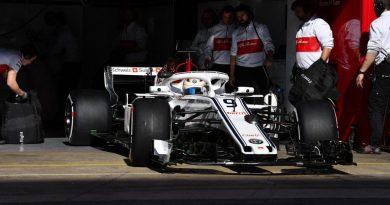 F1: Alfa Romeo Sauber fecha patrocínio com Garage Italia