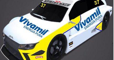 Raphael Teixeira fará sua estreia na Sprint Race no Autódromo de Curitiba