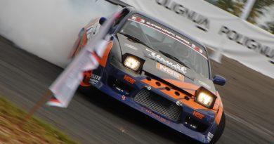Super Drift Brasil acontece neste domingo no ECPA