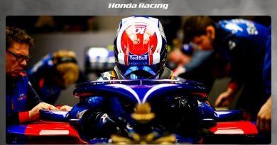 F1: Chefe da Toro Rosso se diz satisfeito com parceria com a Honda