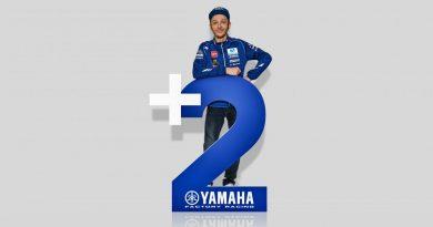 MotoGP: Valentino Rossi renova com a Yamaha por mais duas temporadas