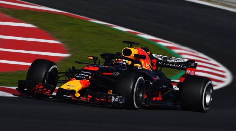 F1: Daniel Ricciardo fecha o dia com o tempo mais rápido em Barcelona