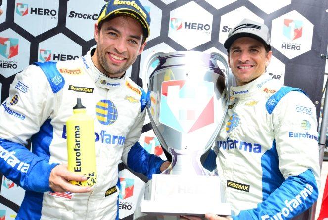 Stock Car: Daniel Serra / João Paulo de Oliveira fazem a pole para a etapa de duplas em Interlagos