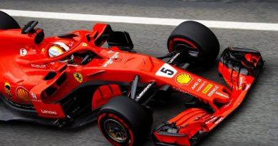 F1: Com novo recorde da pista, Vettel fecha o dia na frente em Barcelona