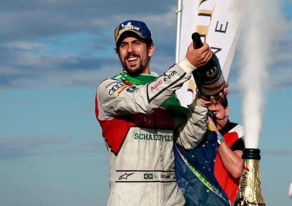 Fórmula E: decisão polêmica tira pole de Lucas, que chega em segundo