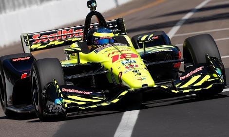 IndyCar: Sébastien Bourdais vence em St. Petersburg