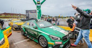 Mercedes-Benz Challenge: De último para primeiro: Raijan Mascarello vence em Cascavel