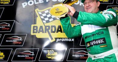 Mercedes-Benz Challenge: Trofeu Bardhal premia primeiros pole positions do MB Challenge 2018