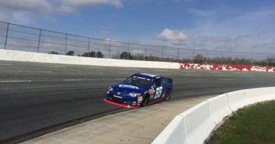 NASCAR K&N Pro Series East: Marcos Gomes quebra recorde de pista em teste na NASCAR