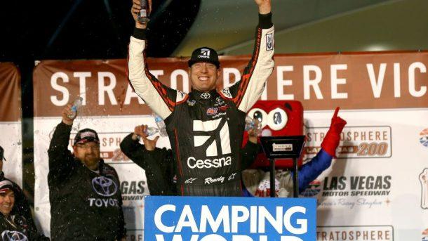 NASCAR Camping World Truck Series: Kyle Busch vence pela 50ª vez