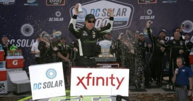 NASCAR XFINITY Series: Brad Keselowski vence em Phoenix