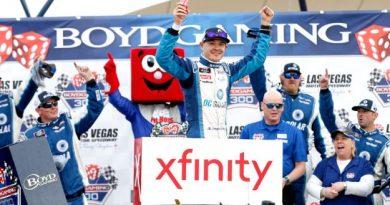 NASCAR XFINITY Series: Kyle Larson vence em Las Vegas