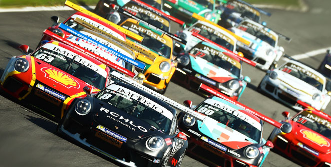 Porsche GT3 Cup Challenge: Müller e Neugebauer vencem na Carrera Cup 4.0