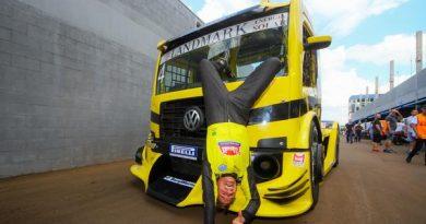 Copa Truck: Invicto até o momento, Giaffone crava pole em Cascavel