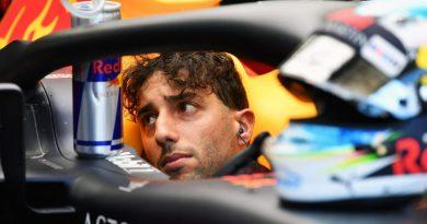 F1: Ricciardo perderá 3 posições no grid por desrespeitar os limites de velocidade em bandeira vermelha
