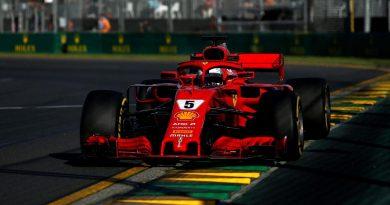 F1: Ferrari fecha patrocínio com empresa de tecnologia Lenovo