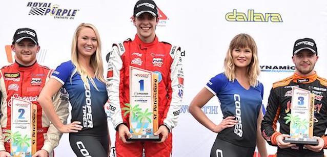 Indy Lights: Pato O'Ward e Santiago Urrutia vencem em St. Pete