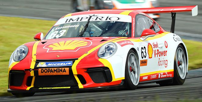 Porsche Império Carrera Cup: Lico Kaesemodel inicia temporada com a pole na Carrera Cup 4.0 em Curitiba