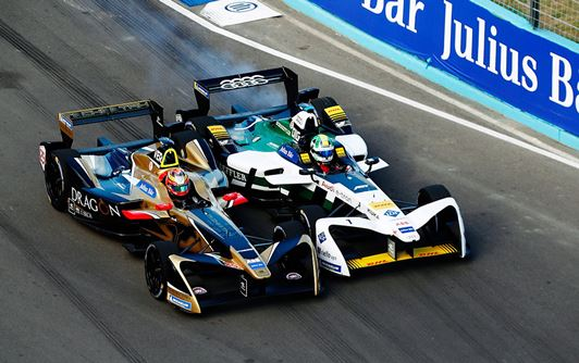 Fórmula-E: Jean-Eric Vergne vence no Uruguai