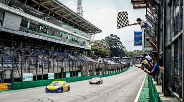 Stock Light: João Rosate conquista sua primeira vitória na Stock Light em prova de abertura da temporada