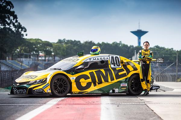 Stock Car: Felipe Massa correrá a Corrida do Milhão