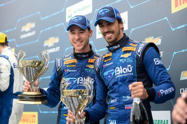 Stock Car: Blau Motorsport irá recorrer de punição sofrida por Ramos/Van Der Linde