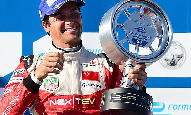 Indy Lights: Nelsinho Piquet estreia em Toronto
